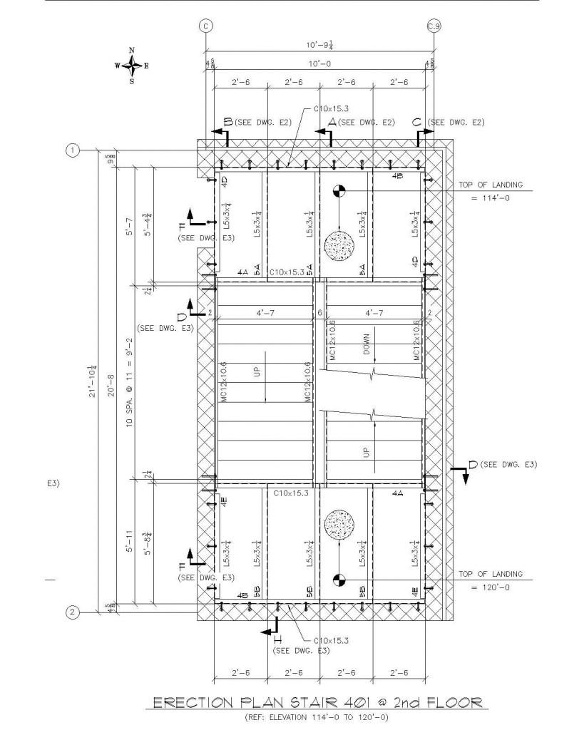 Stair Plan 12-29-14 | SteelBreeze